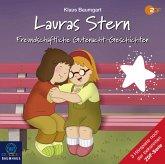 Freundschaftliche Gutenacht-Geschichten / Lauras Stern Gutenacht-Geschichten Bd.12 (1 Audio-CD)