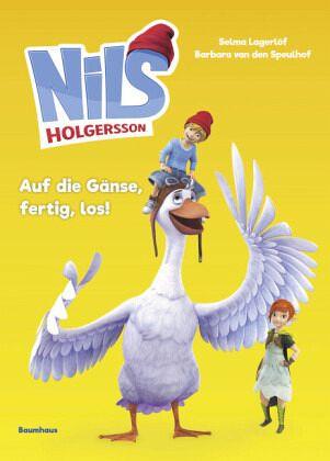Buch-Reihe Nils Holgersson