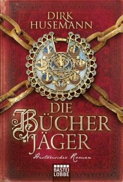 Die Bücherjäger - Husemann, Dirk