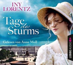 Tage des Sturms / Berlin-Trilogie Bd.1 (6 Audio-CDs) - Lorentz, Iny