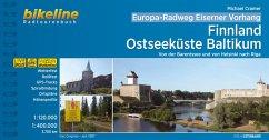 Bikeline Radtourenbuch Europa-Radweg Eiserner Vorhang - Cramer, Michael