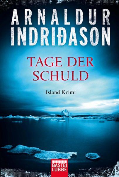Buch-Reihe Kommissar-Erlendur-Krimi von Arnaldur Indriðason