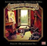 Sherlock Holmes - Folge 34, 1 Audio-CD