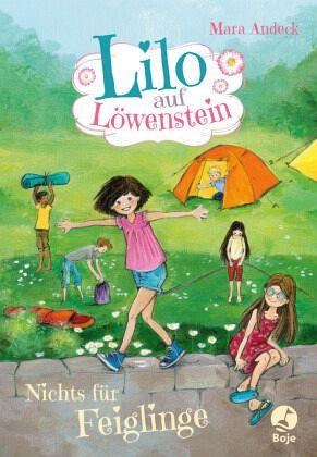 Buch-Reihe Lilo auf Löwenstein