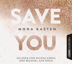 Save You / Maxton Hall Bd.2 (6 Audio-CDs) - Kasten, Mona