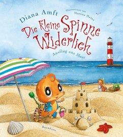 Ausflug ans Meer / Die kleine Spinne Widerlich Bd.6 - Amft, Diana