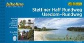 Bikeline Radtourenbuch Stettiner Haff Rundweg . Usedom-Rundweg