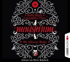 Die silberne Maske / Magisterium Bd.4 (6 Audio-CDs) - Clare, Cassandra; Black, Holly