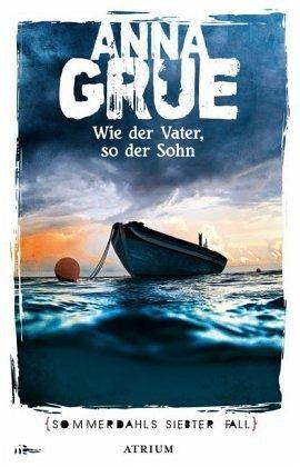 Buch-Reihe Dan Sommerdahl von Anna Grue