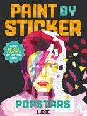 Paint by Sticker Popstars