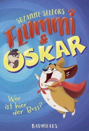 Buch-Reihe Flummi & Oskar