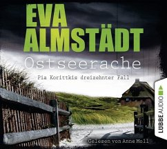 Ostseerache / Pia Korittki Bd.13 (4 Audio-CDs) - Almstädt, Eva