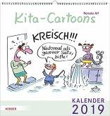 Kita-Cartoons - Kalender 2019