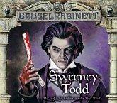 Sweeney Todd - Der teuflische Barbier aus der Fleet Street / Gruselkabinett Bd.132&133 (2 Audio-CDs)