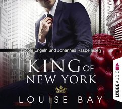 King of New York / Kings of New York Bd.1 (4 Audio-CDs) - Bay, Louise