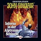 Inferno in der Alptraum-Schlucht / Geisterjäger John Sinclair Bd.122 (1 Audio-CD)