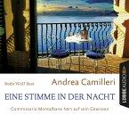 Eine Stimme in der Nacht / Commissario Montalbano Bd.20 (4 Audio-CDs)