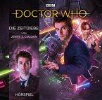 Doctor Who: Die Zeitdiebe, 1 Audio-CD