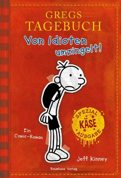 Von Idioten umzingelt! / Gregs Tagebuch Bd.1 (Sonderausgabe) - Kinney, Jeff