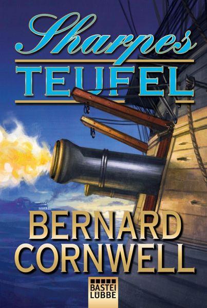 Buch-Reihe Richard Sharpe von Bernard Cornwell