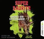 Angriff der Stegosaurier / Supersaurier Bd.2 (4 Audio-CDs)