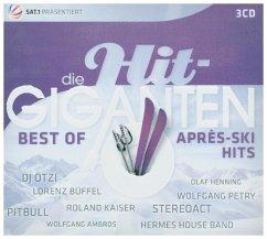 Die Hit Giganten Best Of Après Ski Hits - Diverse