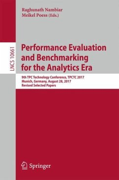 Performance Evaluation and Benchmarking for the...