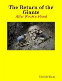 The Return of the Giants: After Noah's Flood (eBook, ePUB)