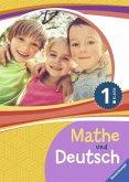 Lern-Detektive: Mathe und Deutsch 1. Klasse (Mängelexemplar)