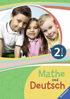 Lern-Detektive: Mathe und Deutsch 2. Klasse (Mängelexemplar)