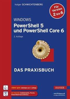 Windows PowerShell 5 und PowerShell Core 6 (eBook, PDF) - Schwichtenberg, Holger