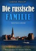 Die russische Familie: Rostock Krimi (eBook, ePUB)