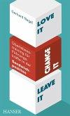 Love it, change it or leave it - Überlebenstraining für Führungskräfte in der Sandwich-Position (eBook, PDF)