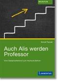 Auch Alis werden Professor (eBook, PDF)