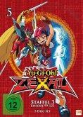 Yu-Gi-Oh! Zexal - Staffel 3.1 (Episoden 99-123) DVD-Box