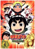 Naruto Spin-Off Rock Lee und seine Ninja-Kumpels - Vol 1 (Episoden 1-13) DVD-Box