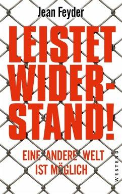 Leistet Widerstand! (eBook, ePUB) - Feyder, Jean
