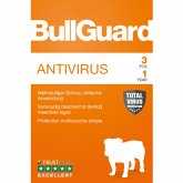 BullGuard Antivirus 3 PCs 12 Monate (Download für Windows)
