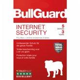 BullGuard BullGuard Internet Security 5 Geräte 36 Monate (Download für Windows)