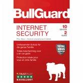 BullGuard Internet Security 2019 10 Geräte 24 Monate (Download für Windows)
