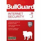 BullGuard BullGuard Internet Security 10 Geräte 12 Monate (Download für Windows)
