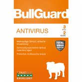 BullGuard Antivirus 3 PCs 24 Monate (Download für Windows)
