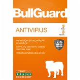 BullGuard Antivirus 3 PCs 36 Monate (Download für Windows)
