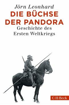 Die Büchse der Pandora - Leonhard, Jörn