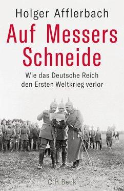 Auf Messers Schneide - Afflerbach, Holger