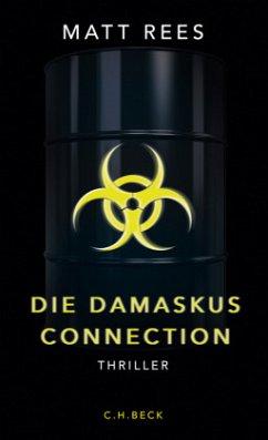 Die Damaskus-Connection - Rees, Matt Beynon