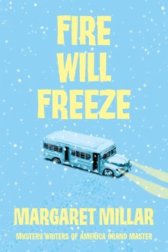 Fire Will Freeze (eBook, ePUB)