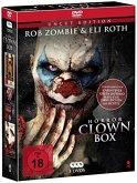 Horror Clown Box DVD-Box