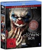 Horror Clown Box Bluray Box