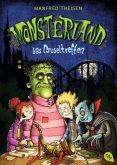 Das Gruseltreffen / Monsterland Bd.2 (Mängelexemplar)